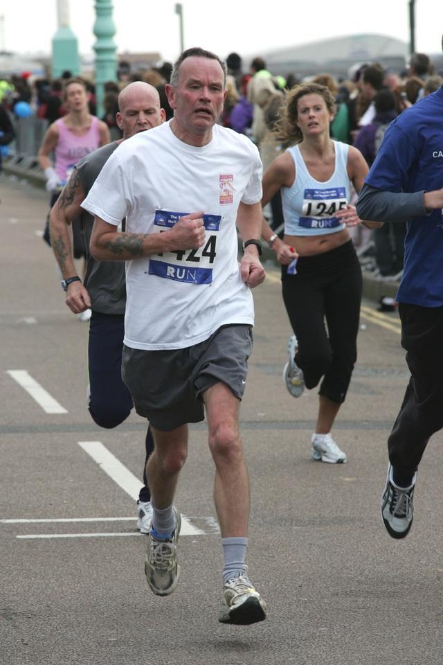 Sussex Beacon Half Marathon 1