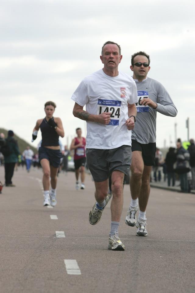 Sussex Beacon Half Marathon